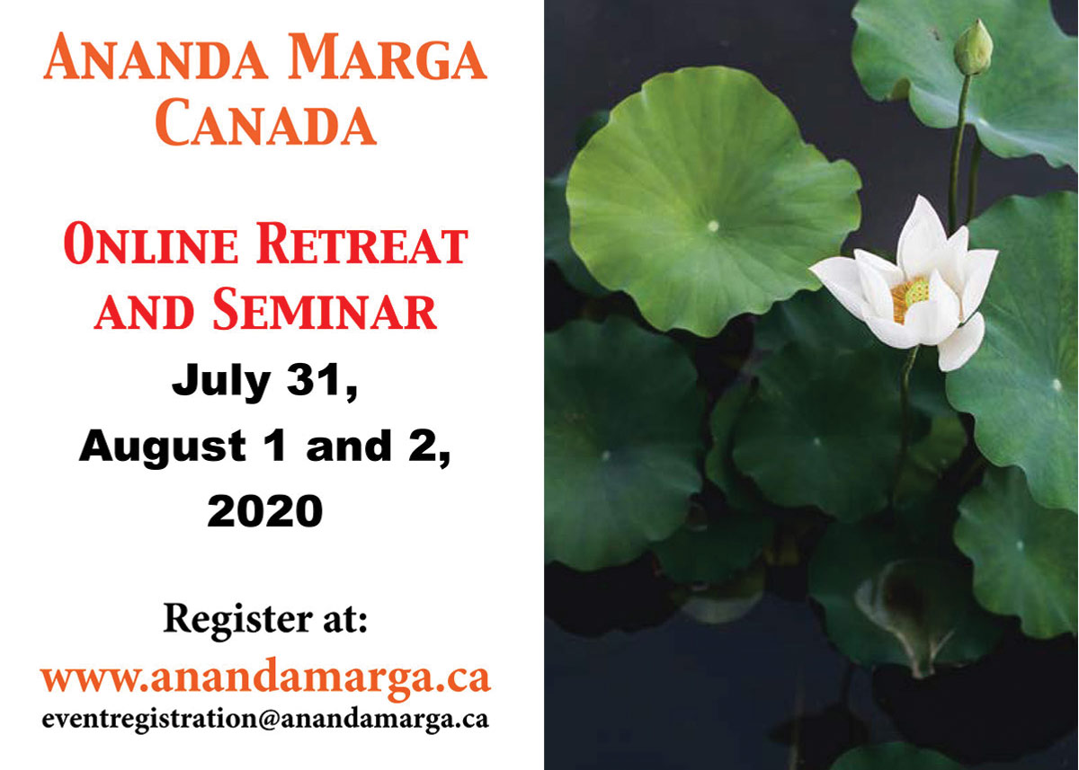 AMC Online Retreat & Seminar